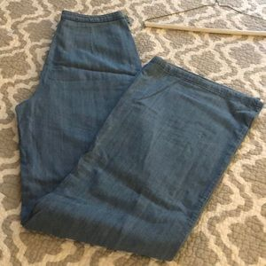 American Apparel bell pants / jeans, small